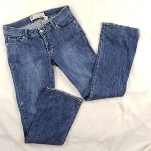 Gap Curvy Low Rise stretch jeans 8 Long